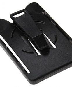 open face card holder