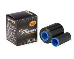 True Colour KdOi black dye sublimation ribbon