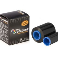 True Colour KdOi black dye sublimation ribbon