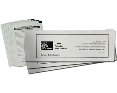 Cleaning card kit pack cleaning card premier cleaning kit