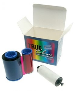 YMCKOi colour card printer ribbon True Colour YMCKOi cartridge YMCKKI True Colour YMCKOK colour cartridge