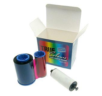 YMCKOi colour card printer ribbon True Colour YMCKOi cartridge YMCKKI True Colour YMCKOK colour cartridge