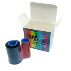 Full Panel KOi Card Printer Ribbon True Colour YMCKO Colour Card Printer Ribbon colour YMCKOi