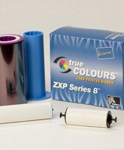 Ribbons for ZXP Series 8 Retransfer Printer