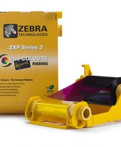Colour Card Printer Ribbon Cartridges True Colour YMCKOix