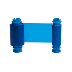 Blue Monochrome Ribbon