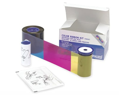Colour Ribbons for Datacard Printers