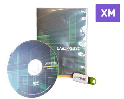 CARDPRESSO XM