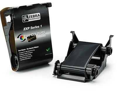 black ribbon cartridge Zebra Black Ribbon Cartridge