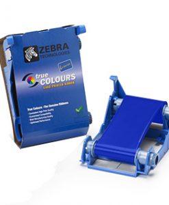True Colour Blue Monochrome