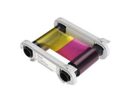 YMCKOK Ribbon Cartridge Evolis Ribbon Cartridge YMC YMCKO Ribbon Cartridge