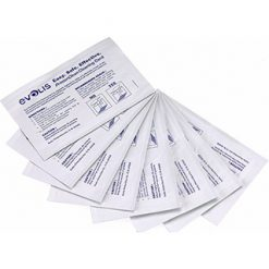 evolis cleaning cards