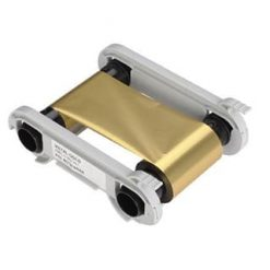 Metallic Gold Ribbon Cartridge