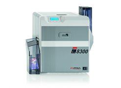 dual sided retransfer printer