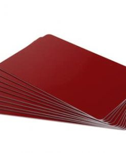 Coloured Blank PVC Cards