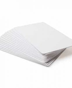 Select white PVC Cards white Composite Cards