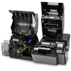 Single Sided Colour Retransfer Printer Dual Sided Colour Retransfer Printer Lamination SERIES 9 SINGLE SIDED