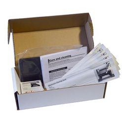 Cleaning kit for XID Retransfer Printer