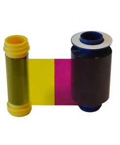 YMCKO Color Ribbon