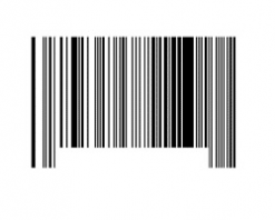 PVC Cards with bar code
