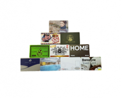 Membership Cards Bespoke Cards
