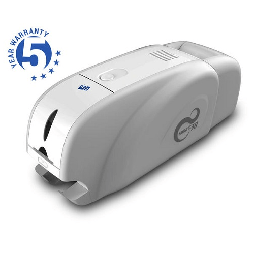 idp smart 30 id card printer dual sided - Cheap Id Card Printer