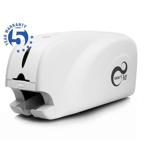 IDP Smart 30R Rewritable ID Card Printer (Single-Sided)
