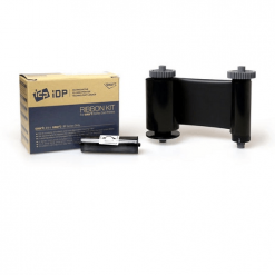 IDP Smart Black Monochrome Ribbon