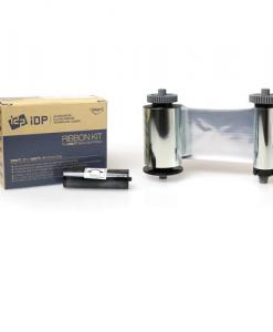 IDP Smart Silver Monochrome Ribbon (1200 Prints)