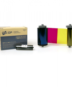 IDP Smart YMCKO Colour Ribbon With UV Panel (200 Prints)